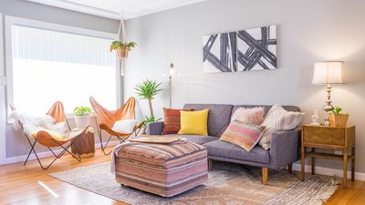 Luxury Boho-Styled Comfort in North Portland