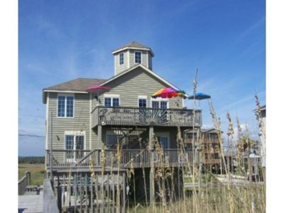 Photo for Island Gamble - Oceanfront Cottage