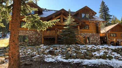 Photo for Breckenridge Beauty: Gorgeous Cabin in the Woods