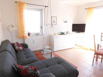 Photo for Beautiful Non smoking apartment on the dike to 3 persons from 39,00 Euro