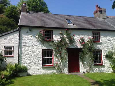 Photo for .Grade 11 listed cottage in Fishguard, Pembrokeshire