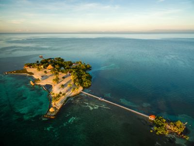 Photo for Your Own Luxury Private Island at Royal Belize