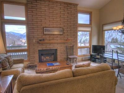Photo for Spacious Vail Family Condo with Mountain View, steps to Free Vail Shuttle | Lionsmane 27