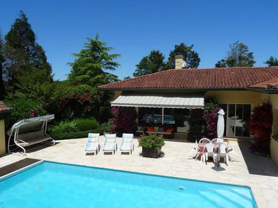 Photo for 5BR Villa Vacation Rental in Anglet, Nouvelle-Aquitaine