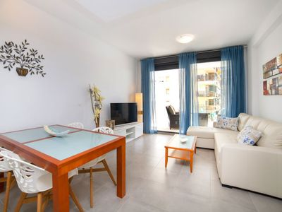 Photo for Apartment Calpe Beach I in Calpe/Calp - 4 persons, 2 bedrooms