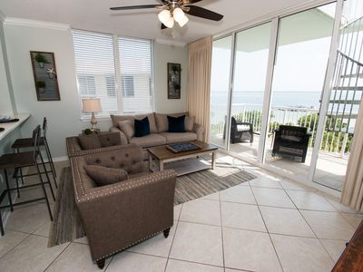 Photo for Destin West Penthouse ~ Lazy River ~ Amazing Views ~ Pelican PH-01 ~ Fresh Remodel in June 2018