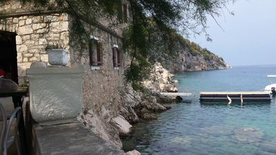 Photo for Holiday apartment Beach Apartman Paradise by the sea