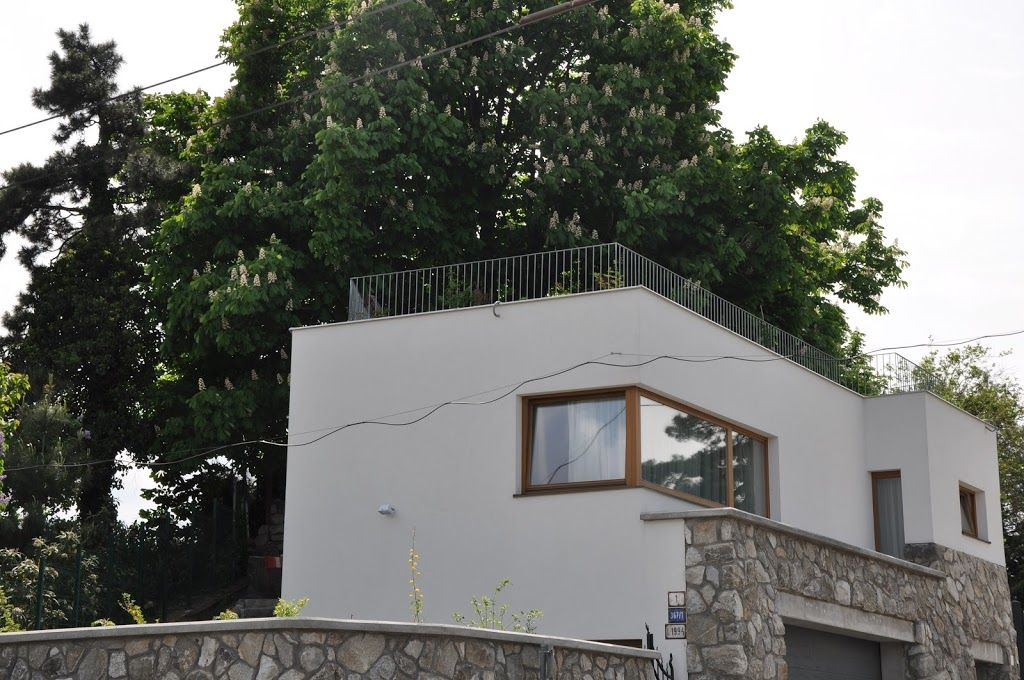 120 m from the center of bratislava with internet air for 120 the terrace