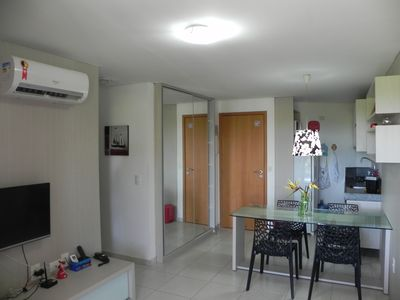 Photo for 1BR Apartment Vacation Rental in Tamandaré