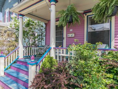 Photo for Beautiful Victorian 4BR House Short Walk to Beach and Asbury Park Restaurants