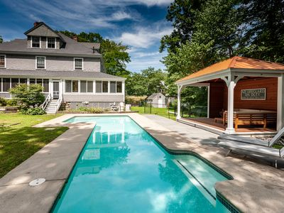 Photo for Historic York Harbor Estate with In-Ground Heated Pool (Seasonal Use)
