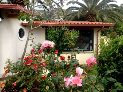 Photo for Parghelia: House with garden.    http://www.villagiulia35.it/