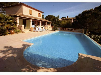 Photo for spacious villa for a peaceful, friendly holidays