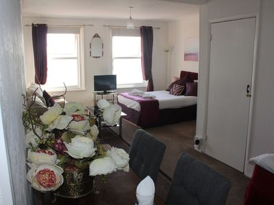Photo for apartment located on the seafront with great sea views