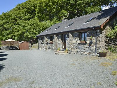 Photo for 4 bedroom accommodation in Arthog, near Fairbourne