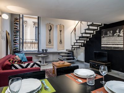 Photo for Navona Loft in the Heart of Rome