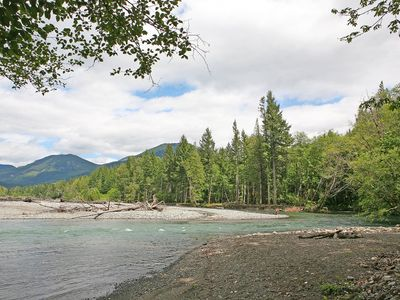 Photo for Packwood Escape - Walk to the River - Close to Rainier & White Pass