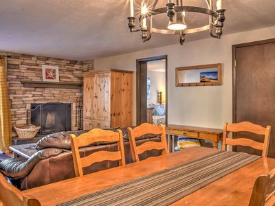 Photo for Mt. Crested Butte Condo w/Pool -Steps from Slopes!