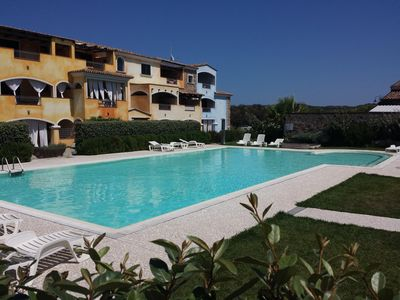 Photo for SANTA TERESA GALLURA TRILOCALE 3 POOLS ELEGANT RESIDENCE ALL INCLUSIVE WI-FI