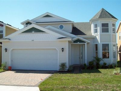 Photo for Luxurious 5 bedroom /5.5 BA Disney golf vacation home,private pool,exc.facilitie