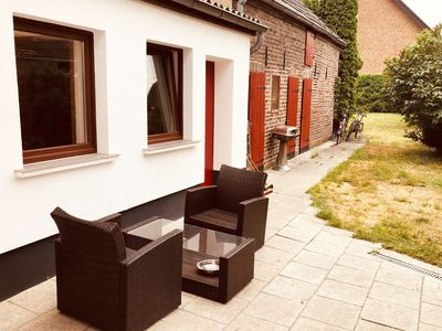 Photo for T21 Cozy single-family house with garden use in Troisdorf