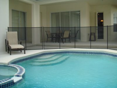 Photo for Modern Bargains - Reunion Resort - Feature Packed Relaxing 4 Beds 2 Baths Villa - 6 Miles To Disney