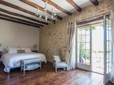 Photo for 2BR Cottage Vacation Rental in Vire-Sur-Lot, Occitanie