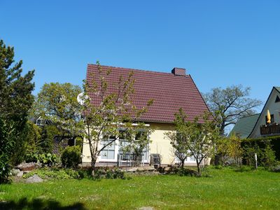 Photo for cozy apartment for max. 6 persons, with large garden, fireplace room and wireless internet