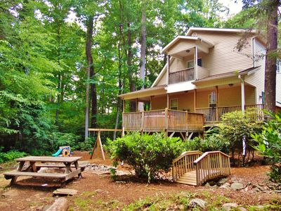 Welcome to Creekside Hideaway II