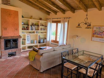 Photo for Calma de Guara, beautiful house in the countryside next to the Natural Park of Guara