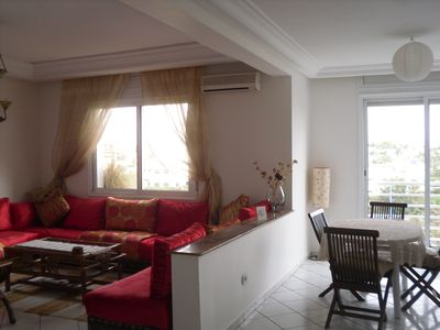 Photo for BEAUTIFUL APARTMENT VERY SUNNY IN CASA CENTER ESIDENTIEL
