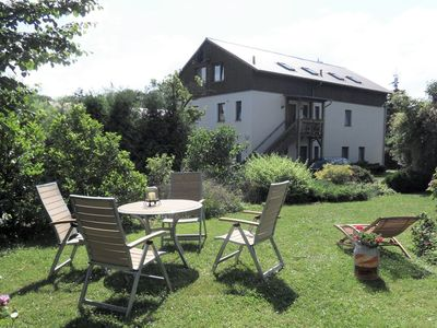 Photo for Ostseenahe apartment with garden / dog beach 1 km away
