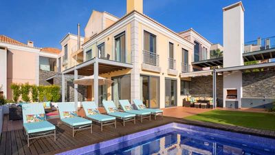 Photo for Modern 2 Bedroom Villa with Heatable Pool  in Vale do Lobo - J152