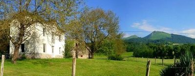 Photo for Retro elegant mansion at the foot of the Pyrenees near Aspe and Ossau