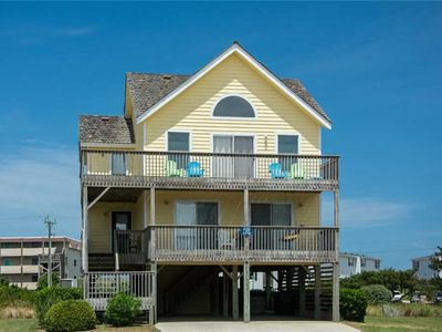 Photo for Innisfree By The Sea: 4 BR / 2 BA house in Nags Head, Sleeps 8