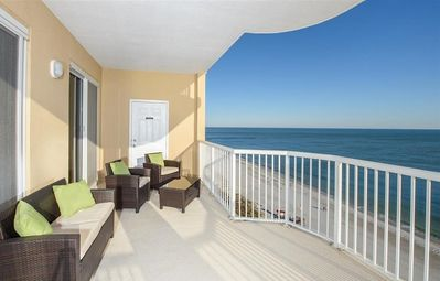 Photo for Welcome To Beachfront Penthouse! Brand New to the Market 3/3 West Corner Unit