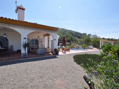Photo for ***** ***** Luxury villa with panoramic view on  sea and mountains