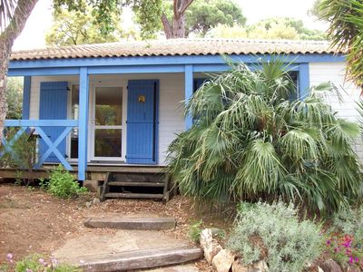 Photo for Californian cottage T4 standard near the beach