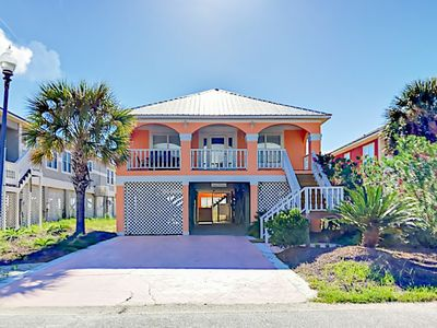Photo for 3BR w/ 2 Decks, Bay Views, Tennis, Pool – 400 Ft to Heritage Shores Community