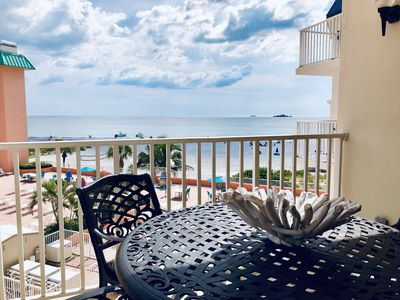 Photo for AMAZING COMPLETELY RENOVATED GULF VIEW 3BR2BA CONDO