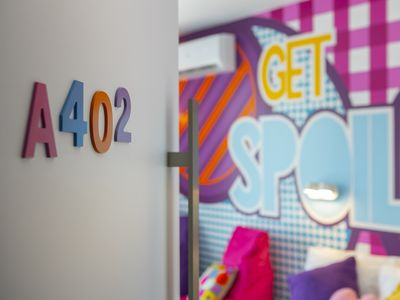 Photo for Pop Art Indulgence Studio A402, CASTLE HOLIDAY APARTMENTS