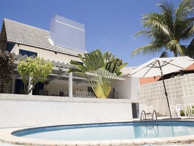 Photo for House 4 qtos (3 suites), Swimming pool, Serrambi