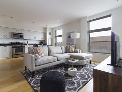 Photo for Contemporary 2BR in South End by Sonder