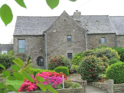 Photo for cottage located in the heart of the parish enclosures attracting a crowd of tourists