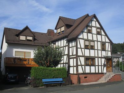 Photo for Cozy apartment for up to 4 people. in Dillenburg in the Lahn-Dill Bergland