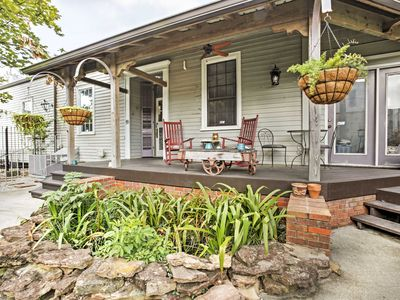 Photo for Bywater Home w/ Garden | Walk to French Quarter!