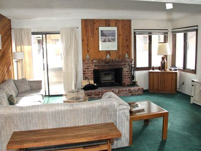 Photo for 1 Bedroom & 1 Full Bathroom, Sleeps 4, One Level to enjoy for your Mammoth Lakes Vacation