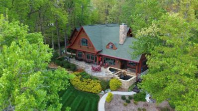 Photo for One of the most incredible lots on Lake Norman with views for miles