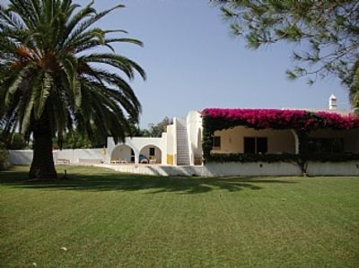 Photo for Luxury Villa in Carvoeiro with Heated Pool, Fantastic Sea Views and Large Garden