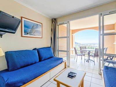 Photo for The Hamlet of Cap Esterel - Maeva Individuals - 2 room apartment for 5 people Selection